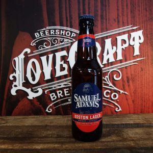Cerveja Samuel Adams Boston Lager - Lovecraft Beershop