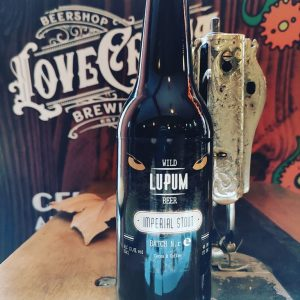 Lupum Imperial Stout Cocoa & Coffee