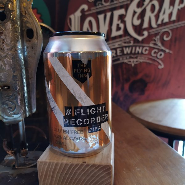 Cerveja Artesanal Flying Inn Flight Recorder Gluten-Free IPA - Lovecraft BeerShop