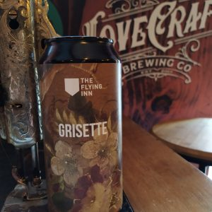 Cerveja Artesanal Flying Inn Grisette Session Farmhouse Ale