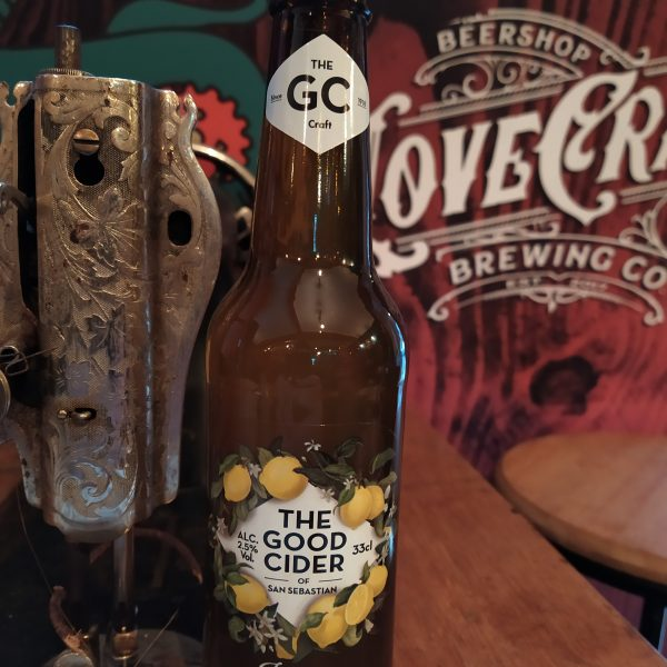Sidra Good Cider Limão - Lovecraft BeerShop