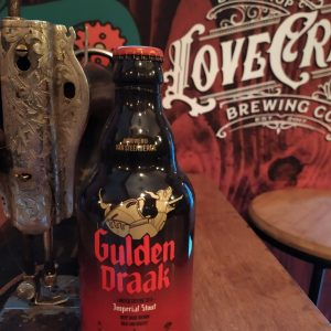 Cerveja Gulden Draak Imperial Stout - Lovecraft BeerShop