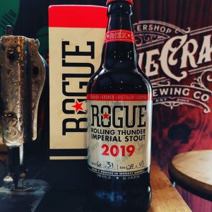 Rogue Rolling Thunder Imperial Stout 2019