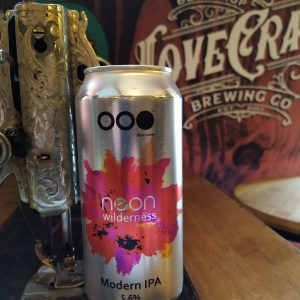 Cerveja Artesanal Third Circle Neon Wilderness IPA - Lovecraft BeerShop