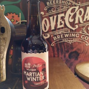 Dois Corvos / Pedlar Martian Winter Flanders Red Ale Sour