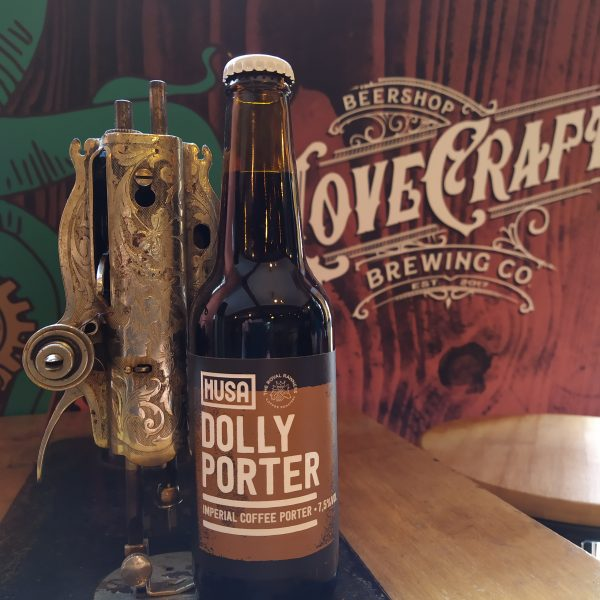 Musa Dolly Porter Imperial Coffee Porter