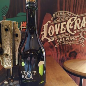 Letra Cervejola White Grape Inspired Saison - Lovecraft BeerShop
