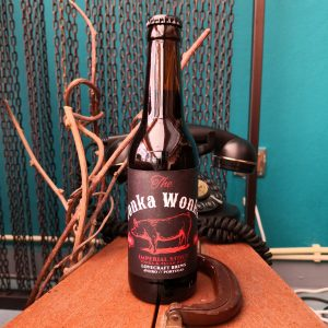 Cerveja Artesanal Portuguesa Lovecraft Brews The Tonka Wonka Imperial Stout - Lovecraft BeerShop