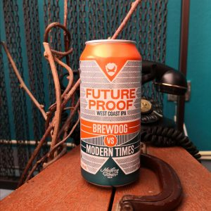 Cerveja Artesanal Brewdog vs. Modern Times Future Proof West Coast IPA - Lovecraft BeerShop