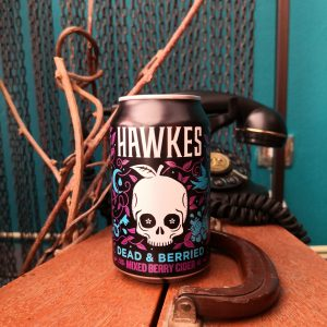 Hawkes Dead & Berried Mixed Berry Cider - Lovecraft BeerShop