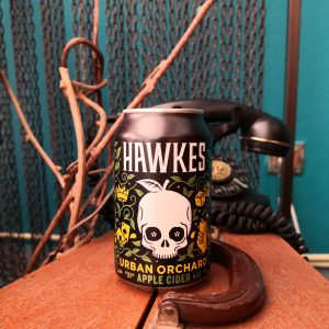 Hawkes Urban Orchard Apple Cider - Lovecraft BeerShop