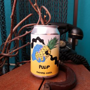 Lervig Pulp Pineapple Cider - Lovecraft BeerShop
