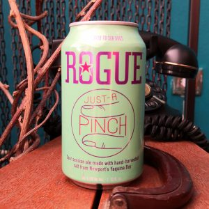 Cerveja Artesanal Rogue Just A Pinch Sour Session Ale - Lovecraft BeerShop