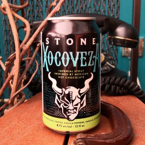 Cerveja Artesanal Stone Xocoveza Imperial Stout - Lovecraft BeerShop