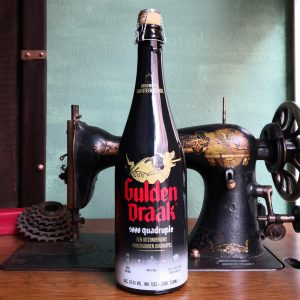 Cerveja Artesanal Gulden Draak 9000 Quadruple 75 cls - Lovecraft BeerShop