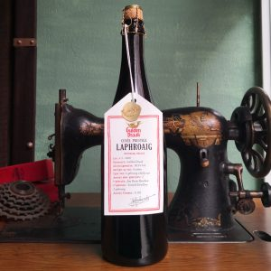 Cerveja Gulden Draak Cuvée Prestige Laphroaig Whisky Batch 1 / 2020 - Lovecraft BeerShop