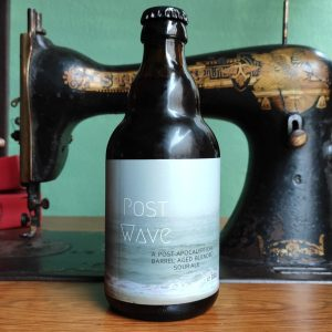 Portuguesa Post Scriptum & Short Wave Post Wave B.A. Blended Sour Ale - Lovecraft Beershop